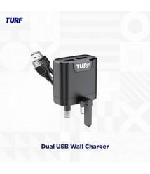 Dual USB Wall Charger 2.4A