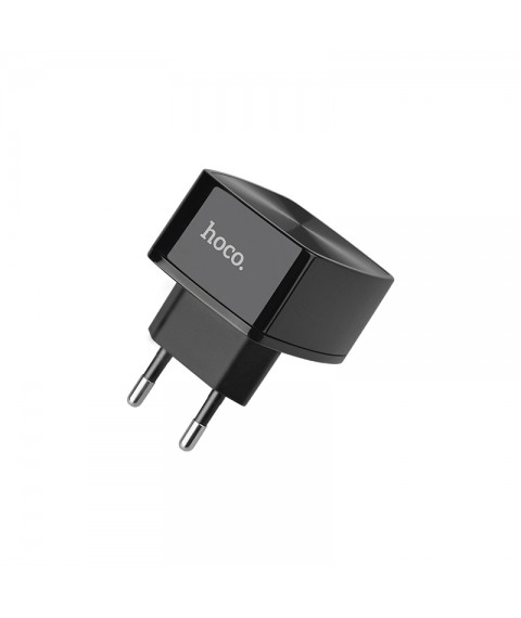 """Wall charger """"C26 Mighty power"""" QC3.0 single USB charging adapter"""