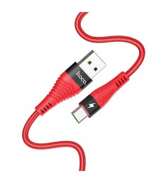 """Cable USB to Type-C """"U53 5A Flash"""" charging data sync"""