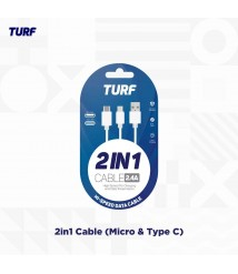 Turf 2in1 Charging Cable