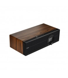BS13 Cobalt Wooden Tabletop Wireless Speaker UK