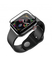 Apple Watch Series 4 curved high-definition silk screen tempered glass(40mm)